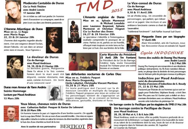 TMD 2015